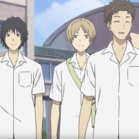 Natsume Yujin-cho Anime Film Prepares for Blu-ray with Subbed Trailer