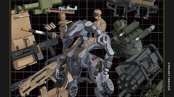 Obsolete, YouTube Original CG Anime from Gen Urobuchi, Revealed