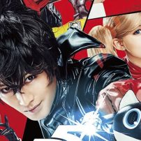 Persona 5 Stage Play's Key Visual is Everything We Wanted