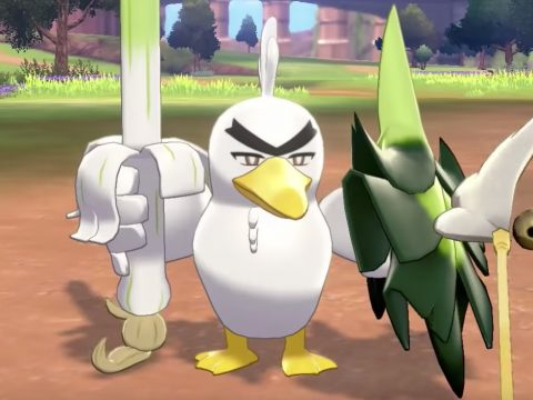Pokémon Sword Introduces Exclusive Farfetch'd Evolution