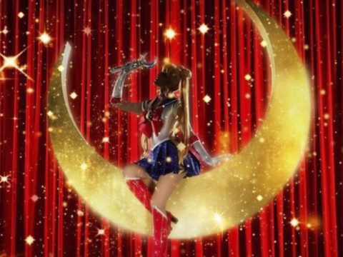Sailor Moon Highlights Its First Live Show Restaurant in New Promo