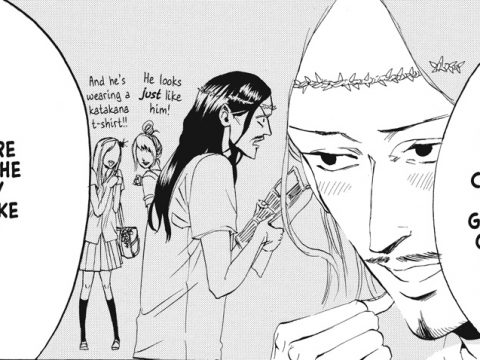 Saint Young Men [Manga Review]