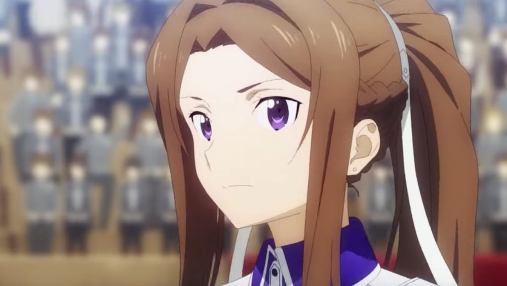 Sword Art Online: Alicization Mobile Game Shows Off Anime Opening