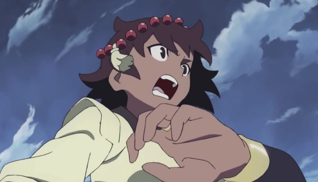 Watch TRIGGER's Awesome Opening Animation for Indivisible