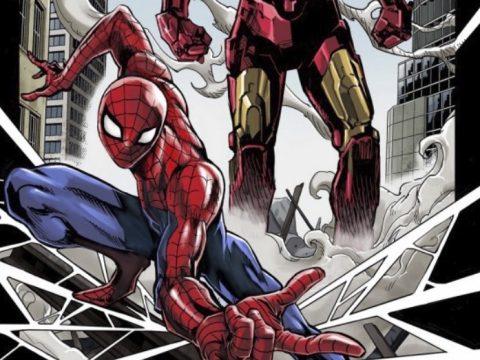 Yu-Gi-Oh! Author Takes on Marvel Movies in Manga Short