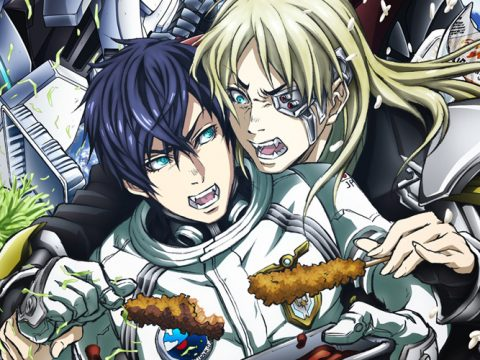 Space Battleship Tiramisu [Anime Review]