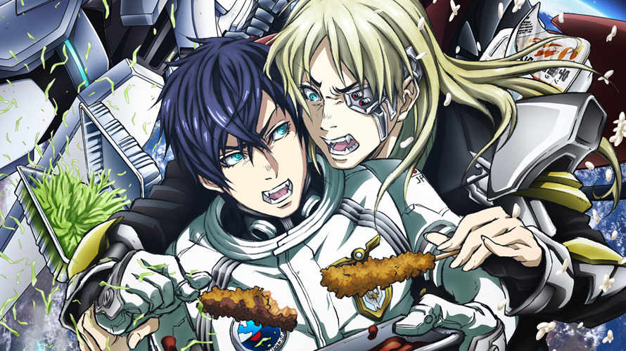 Space Battleship Tiramisu [Anime Review]