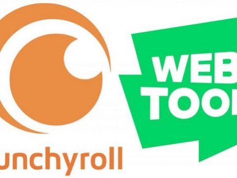 Crunchyroll and WEBTOON Announce Original Content Partnership