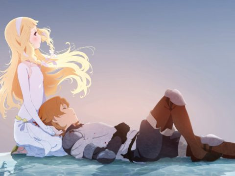 Mari Okada's Maquia Anime Delivers Larger Than Life Emotions
