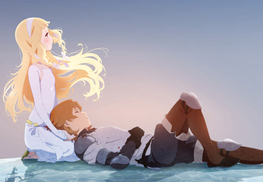 Mari Okada's Maquia Anime Delivers Larger Than Life Emotions