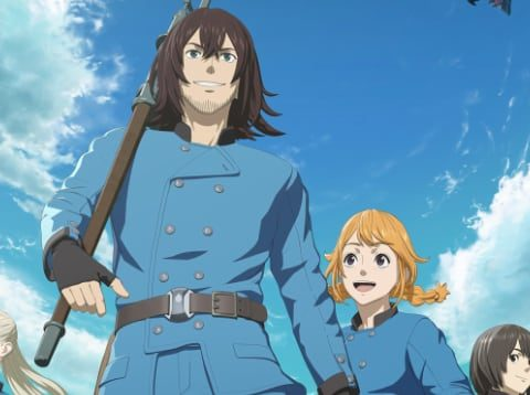 Netflix CG Series Drifting Dragons Drops Trailer, Cast List