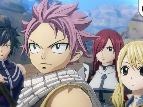 Fairy Tail RPG on Display in 19-Minute Gameplay Video