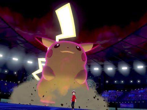 Fat Pikachu is Back in Pokémon Sword and Shield