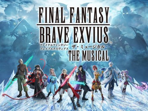 Final Fantasy Brave Exvius Mobile RPG Lines Up Musical Adaptation