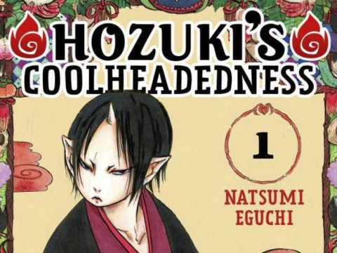 Hozuki's Coolheadedness Manga is About to Conclude