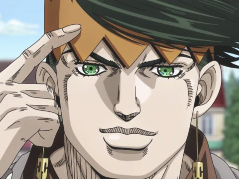 JoJo Spinoff Thus Spoke Kishibe Rohan Hypes OVA in New Visual