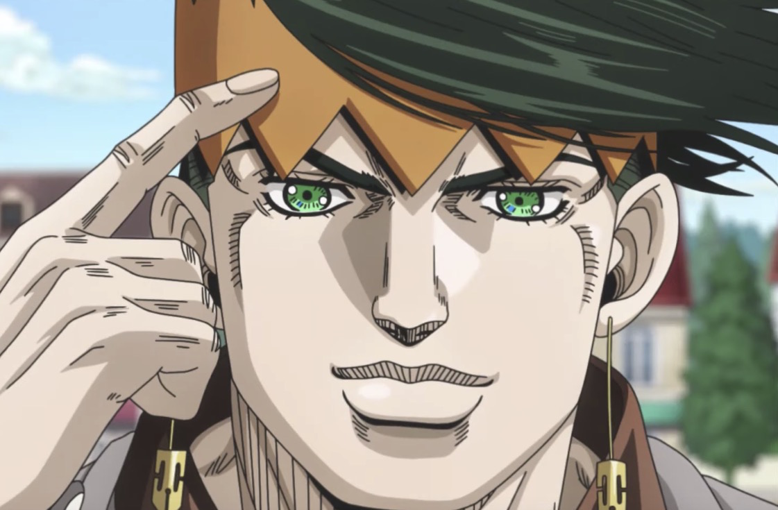 this spoke kishibe rohan