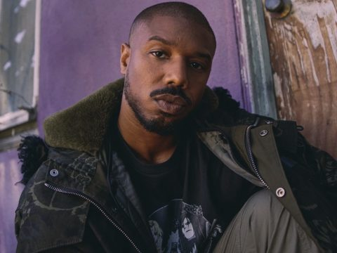 Michael B. Jordan Teams Up with Coach on Naruto-Themed Fashion