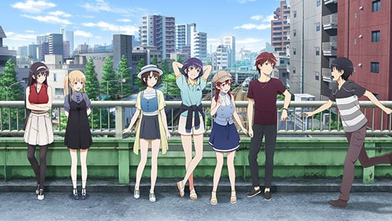 Saekano Briefly Surpasses Joker to Take Number One at Japanese Box Office