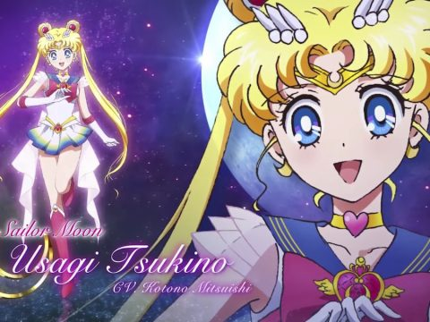 Studio DEEN Working on Sailor Moon Eternal Anime Films