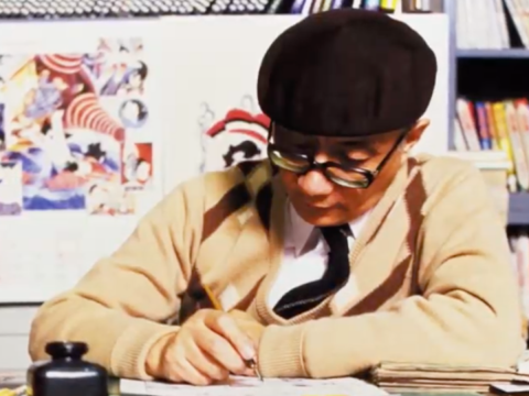 AI to Create New Osamu Tezuka Manga 30 Years After His Death