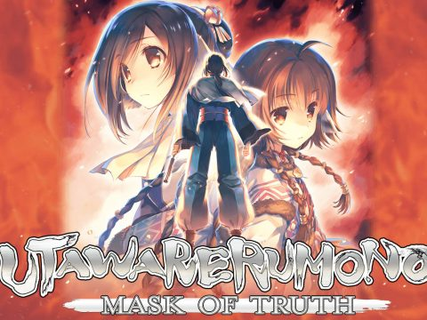 Utawarerumono: Mask of Truth Game Inspires TV Anime