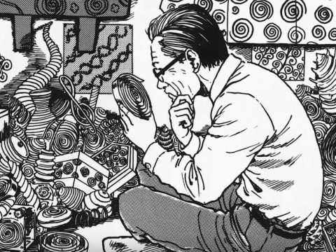 Junji Ito and Uzumaki Anime Staff Discuss the Series in New Video