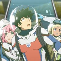 Anime Review: Astra Lost in Space