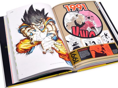 Dragon Ball Art Soars in Impressive Visual History Book [Review]
