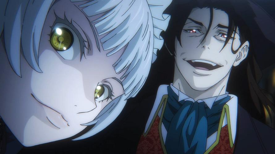 To the Abandoned Sacred Beasts anime
