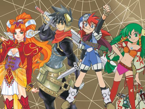 [Review] Grandia HD Collection