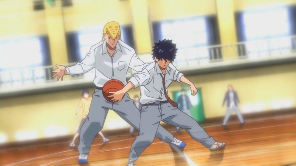 Ahiru no Sora Basketball Anime Reveals English Dub Cast