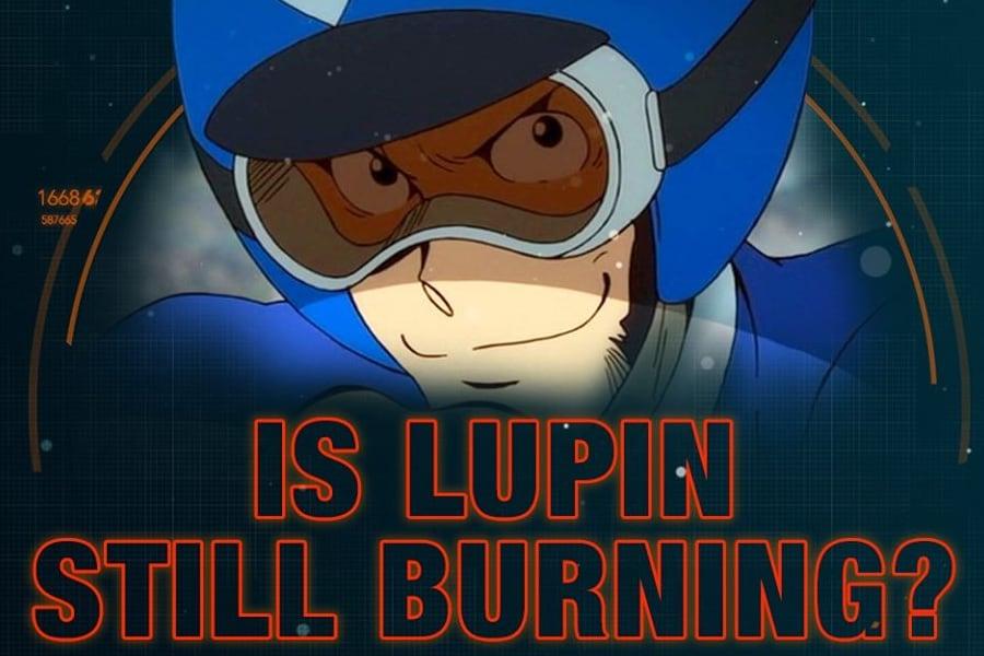 Toonami Airs 50th Anniversary Lupin III OVA December 14