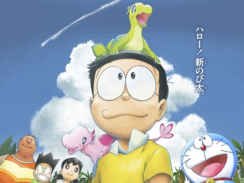 Doraemon Anime Film Teaser Hatches Nobita's New Dinosaur
