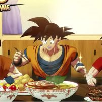 Chow Down with Goku in New Dragon Ball Z: Kakarot Trailer