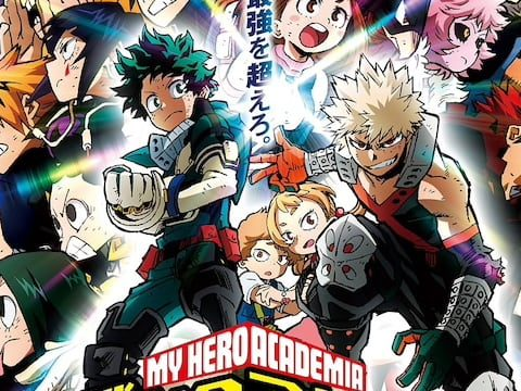 New Villains for My Hero Academia Film Revealed