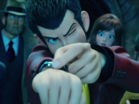 Lupin the 3rd: The First Movie Shows Off More of Its Full-CG Style