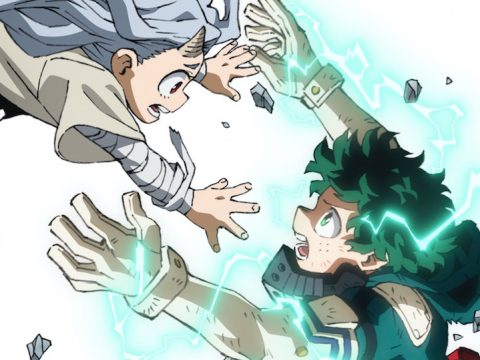 My Hero Academia Season 4 ED Gets Global Release