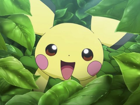 New Pokémon Anime Trailer Features Adorable Baby Pikachu