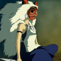 Behold Miyazaki's Epic Masterpiece Princess Mononoke in Theaters