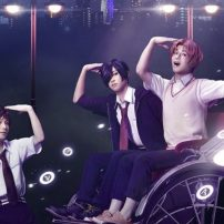 See How the Sarazanmai Cast Looks in Stage Play Visual