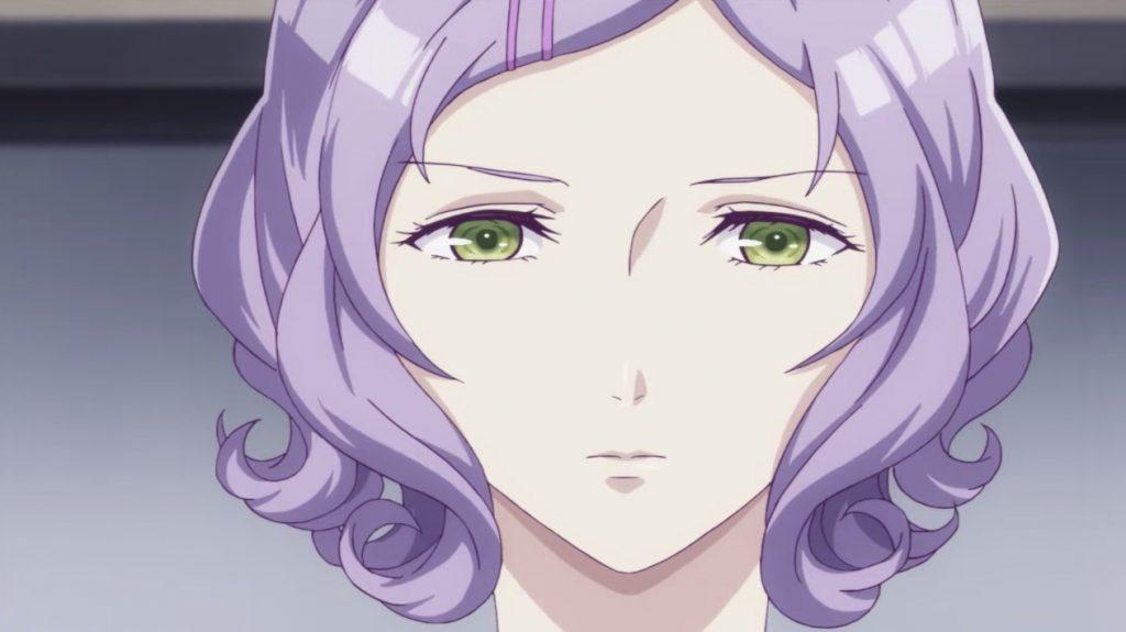 Smile at the Runway Anime Introduces Kokoro Hasegawa