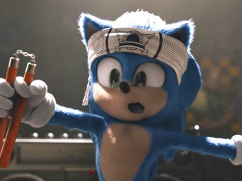Sonic the Hedgehog's Live-Action Redesign Revealed in New Trailer
