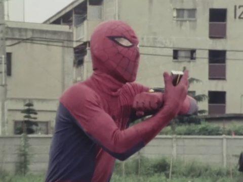 Japanese Spider-Man to Appear in Spider-Verse Sequel