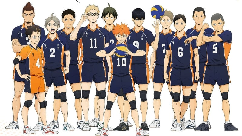 Haikyu!! Season 4, To the Top, Begins Airing January 10