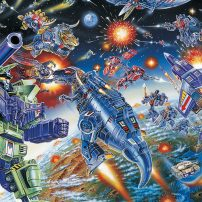 Massive Transformers Art Book is a Must for Fans [Review]