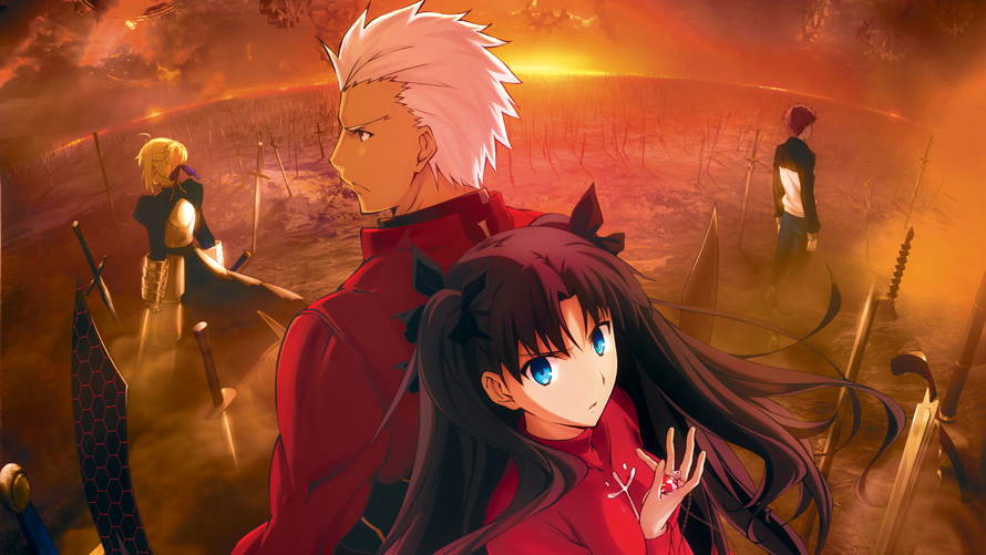 Fate/stay night—Unlimited Blade Works—takes a new route with TYPE-MOON's tale