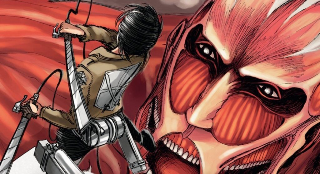 Hajime Isayama Aims to End Attack on Titan Manga in 2020