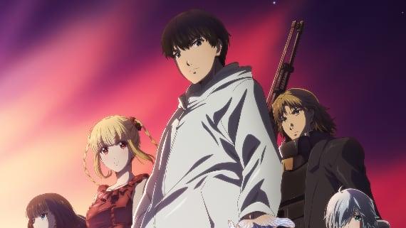 January 2020 Anime Darwin's Game Gets New Trailer