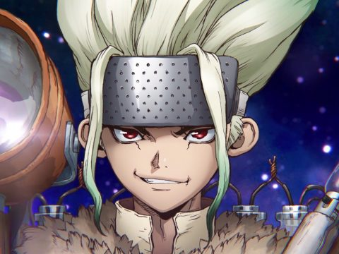 Dr. STONE Season 2 Teases Stone Wars to Come